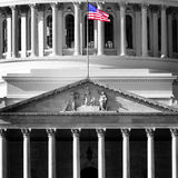 United State Capitol Building Royalty Free Stock Images