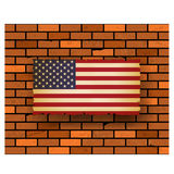 United Stated flag Stock Image