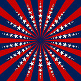 United States abstract background Stock Photography