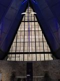 United States Air Force Cadet Chapel Royalty Free Stock Photo