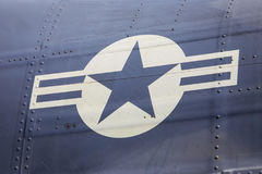 United States Air Force logo Stock Images