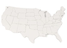 United States of America Royalty Free Stock Image