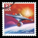US - Postage Stamp stock image