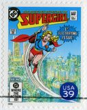 USA - 2006: shows Supergirl, series the DC Comics Royalty Free Stock Photos