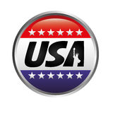 united states of america design Stock Photography