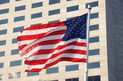 United States of America Flag Stock Image