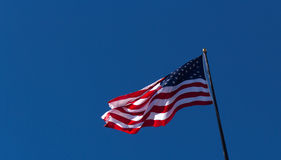 United States of America Flag Stock Photography