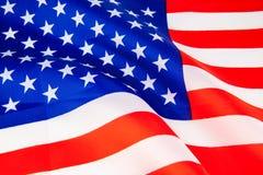 United States of America flag. Stock image Royalty Free Stock Photos