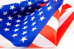 United States of America flag. Royalty Free Stock Photography