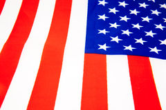 United States of America flag. Stock Images