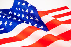 United States of America flag. Stock Photography