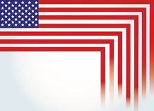 United States of America Flag , USA Flag , America Flag abstract background Royalty Free Stock Photos
