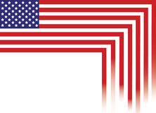 United States of America Flag , USA Flag , America Flag abstract background Royalty Free Stock Photo
