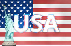 United States of America Stock Photography