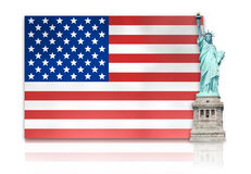 United States of America Royalty Free Stock Photo
