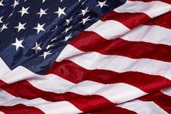 United States Of America Red White Blue Flag Royalty Free Stock Photo