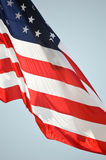 The United States of America`s symbol of freedom. The flag of the United States of America Stock Image