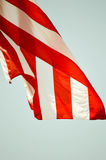 The United States of America`s symbol of freedom. The flag of the United States of America Royalty Free Stock Images