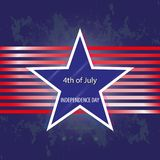 United States of America. 4th of July Independence Day. Vector 10. United States of America. 4th of July. Independence Day. Vector 10 stock illustration