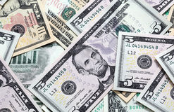 United States of American Money Royalty Free Stock Image