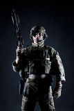 United States Army ranger Royalty Free Stock Image