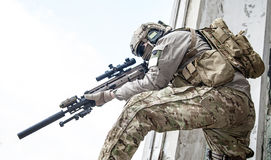 United States Army ranger Stock Photo