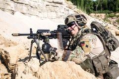 United States Army ranger Stock Image