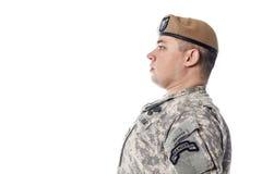 United states Army ranger Royalty Free Stock Photos