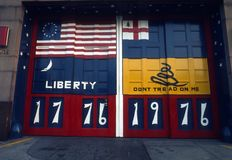 The United States Bicentennial 1976 Royalty Free Stock Photos
