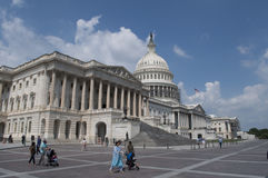 United States Capital Building Stock Photography