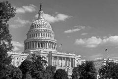 United States Capital Building. Stock Photography