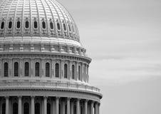 United States Capitol. The United States Capitol in Washington DC Stock Photo