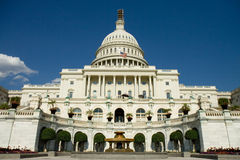 United States Capitol Royalty Free Stock Photography
