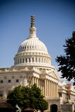 United States Capitol. Outside of the United States capitol building in Washington, DC Royalty Free Stock Image