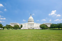 The United States Capitol Stock Photography