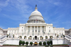 United States Capitol Building in Washington DC, USA stock photos