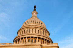 United States Capitol Building Royalty Free Stock Image