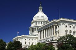 The United States Capitol Building Royalty Free Stock Image