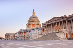 The United States Capitol building Stock Photos