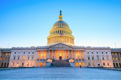 The United States Capitol building Stock Photography