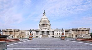 United States Capitol Building, Stock Photo