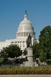 United States Capitol Building in Washington DC royalty free stock images