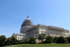 United States Capitol building. Stock Photography