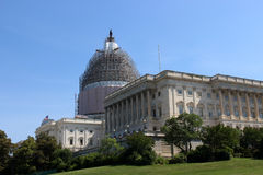 United States Capitol building. The United States Capitol building in Washington, DC stock photography