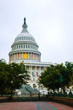 United States Capitol building in Washington, DC Stock Image