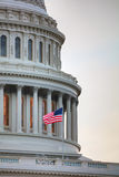 United States Capitol building in Washington, DC. In the morning royalty free stock photography