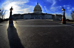 United States Capitol Building in Washington DC public building Stock Photography