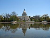 United States Capitol Building, Washington DC - Stock Image Royalty Free Stock Photography