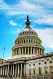 United States Capitol building in Washington, DC Royalty Free Stock Photo