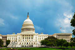 United States Capitol building in Washington, DC Stock Photography